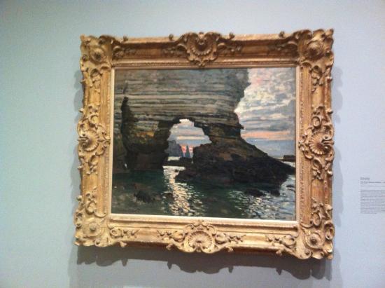 monet painting picture of harvard art museums cambridge tripadvisor
