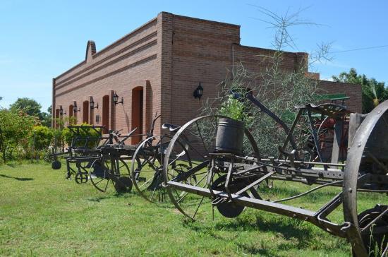 museo de la fundacion-inaugurado el 1-3-2012- en el 100 aniversario de s.peña-chaco-