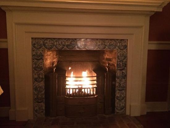 Francis Malbone House Inn: So nice!