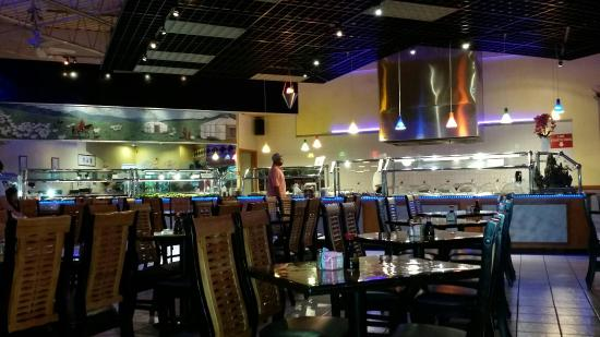 DW's Grill Mongolian BBQ: Lovely atmosphere!
