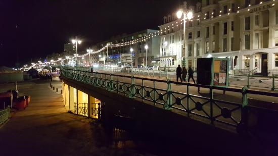 Holiday inn brighton seafront updated 2017 prices hotel reviews england tripadvisor for Hotels in brighton with swimming pool