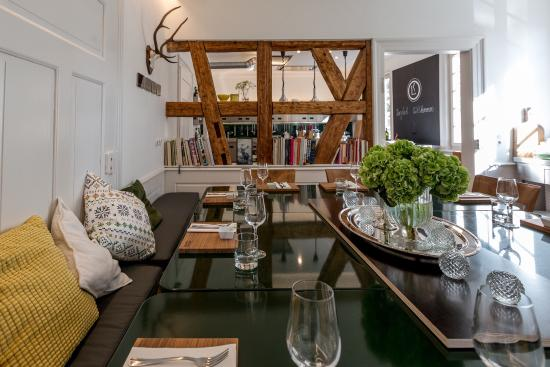 kochschule andrea lange ludwigsburg restaurant. Black Bedroom Furniture Sets. Home Design Ideas