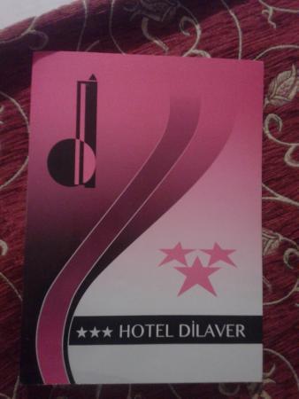 Hotel Dilaver : Название