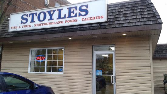 ‪Stoyles Fish & Chips‬