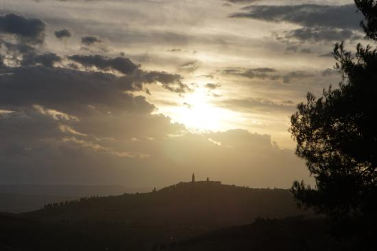 Tenuta Santo Pietro: off into the sunset