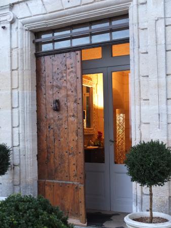 Saint-Jean-de-Blaignac, Prancis: Entry