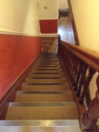 Dalesbridge House: Stairway