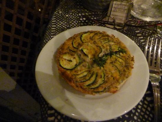 Le Mas Tourteron: Zucchini