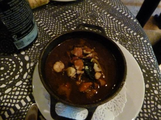 Le Mas Tourteron: Lamb Stew
