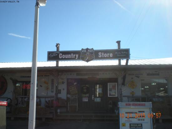 The Country Store, Shady Valley, TN