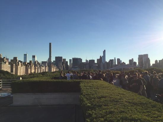Rooftop - Picture Of Roof Garden Cafe And Martini Bar, New York City - Tripadvisor