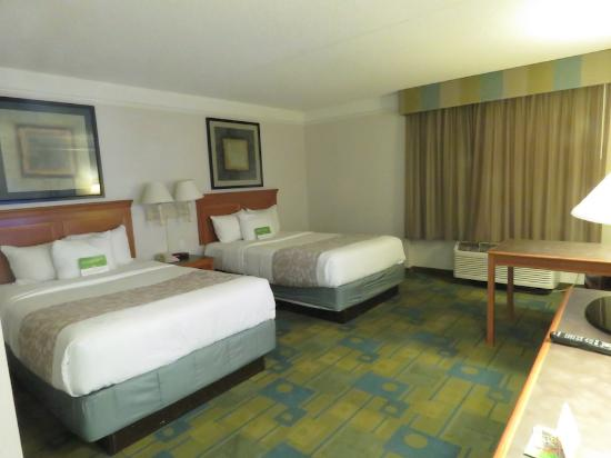 La Quinta Inn & Suites Grand Junction: My room with 2 double/queen size beds