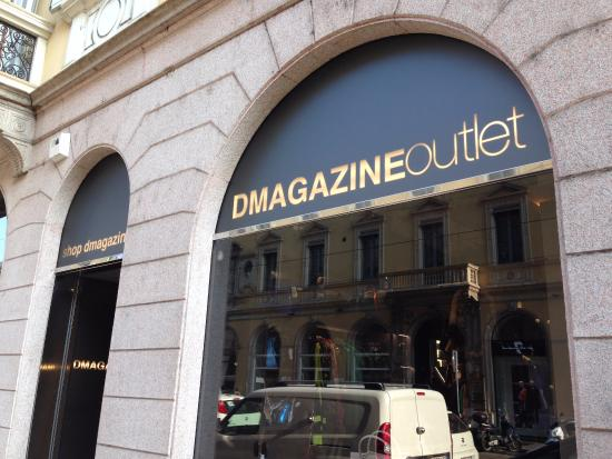 DMagazine Outlet is now DMAG! - Foto di Dmag, Milano - TripAdvisor