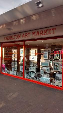 Chorlton Art Market Hub
