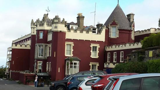 Fitzpatrick Castle Hotel Dublin Lovely Place Walking Distance From Dalkey And The Dart