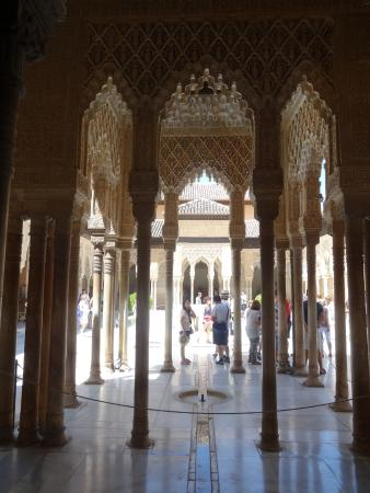 lalhambra - Picture of Museum of Alhambra, Granada ...