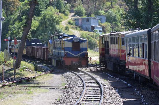 Train Track Cum
