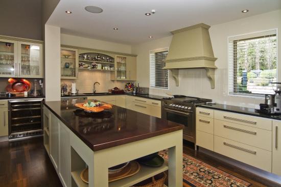 Amuri Estate Retreat: Dining room - Guest tea/coffee services