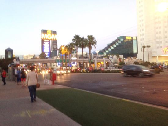 Window View - Luxor Hotel & Casino Photo