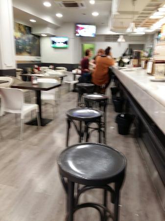 Restaurante cafeteria dublin