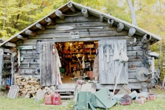 Ashland, Мэн: The Tinker's Shed