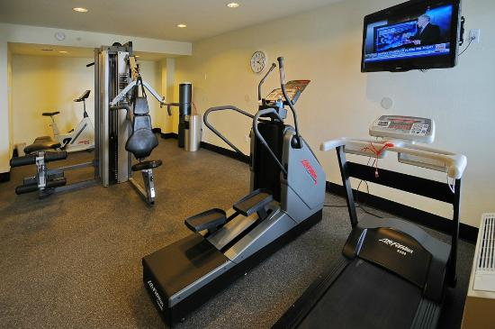 Best Western Plus Denver International Airport Inn & Suites: Fitness Center