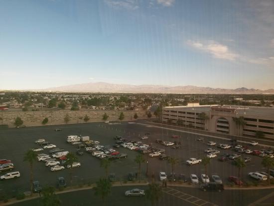 Boulder Station Hotel and Casino: vista do quarto