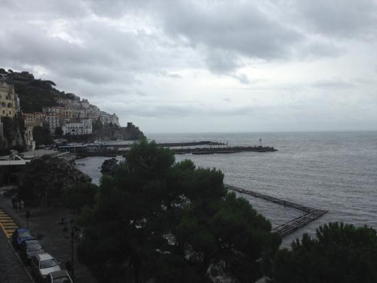 Hotel la Bussola: Amalfi Bay