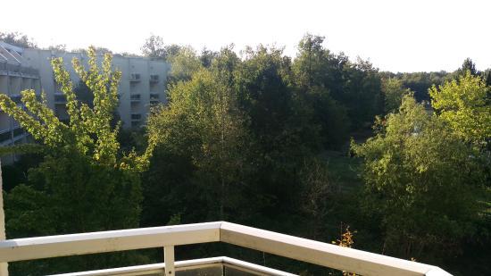 Vue de la chambre photo de center parcs les bois francs verneuil sur avre tripadvisor - Chambre d hote verneuil sur avre ...