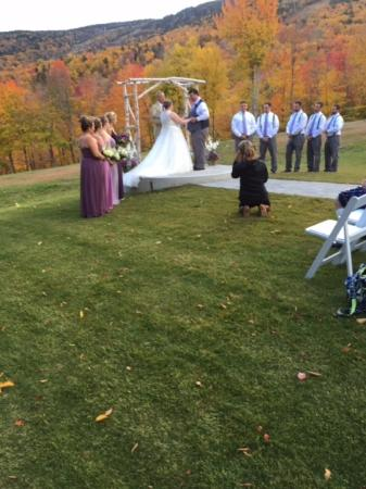 Newry, ME: Ceremony Site