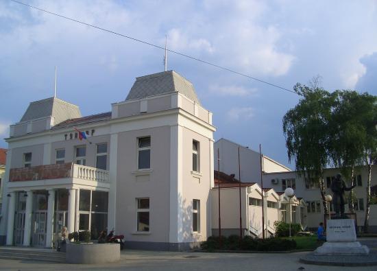 Kragujevac, Srbija: Knjazevsko-srpski teatar