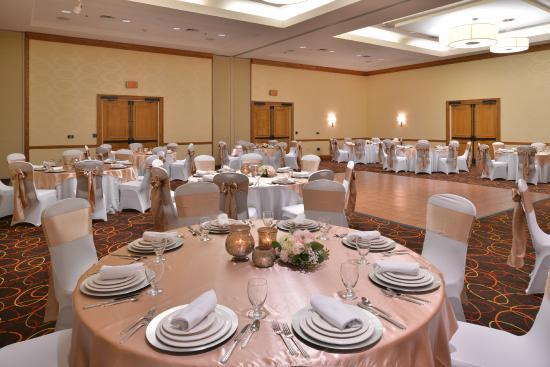 Grand Junction, CO: Wedding Set Up