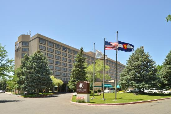 DoubleTree by Hilton Grand Junction : Hotel Exterior
