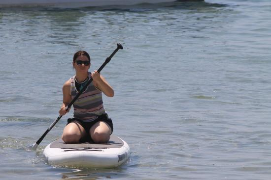 Bali Stand Up Paddle School: SUP