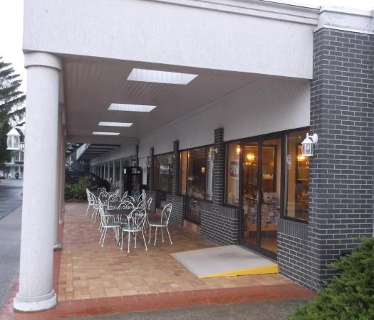 Rodeway Inn Fallsview: Hotel's restaurant