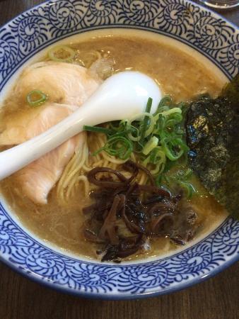 Noko Torisoba Tsukiji Tori Shokudo