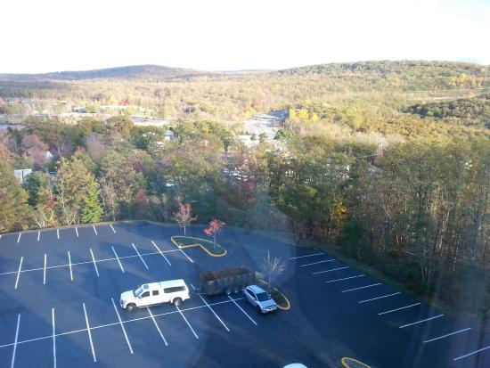 Holiday Inn Wilkes Barre East Mountain: View southeast