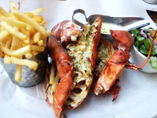 Burger Amp Lobster Bond Street London Mayfair