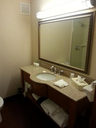 Holiday Inn Charlottesville-Monticello: Bath2