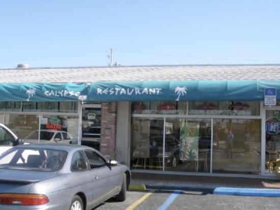 Calypso Restaurant : exterior - not fancy but good !
