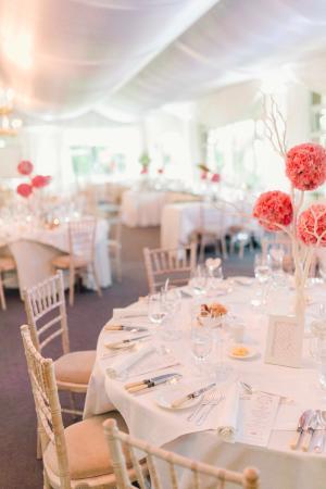 Dunlavin, Irlandia: Wedding at Rathsallagh