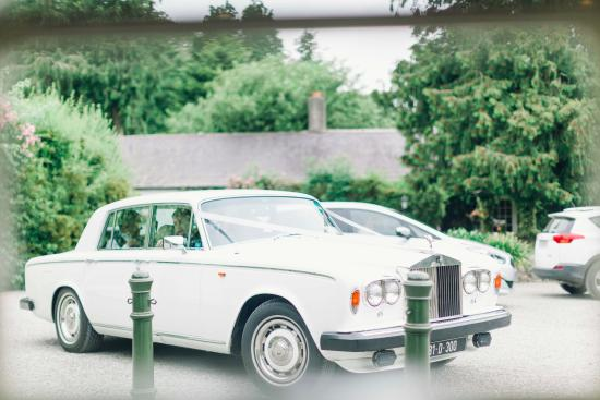 Dunlavin, Irlanda: Wedding at Rathsallagh