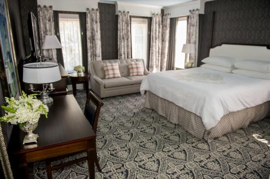 Historic Inns of Annapolis: Suite King Guest Room