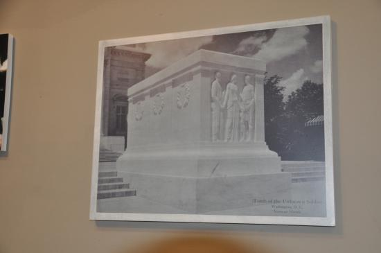 Proctor, VT: Tomb of the Unknown Solider