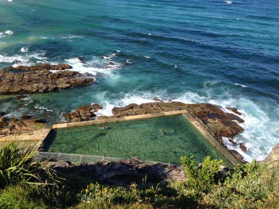 Avalon Beach Swimming Pool