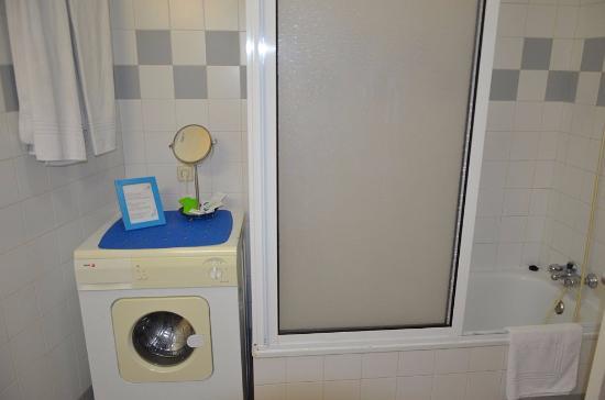 Verde Mar : bathroom