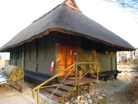 Maramboi Tented Camp: chambre Flamingo