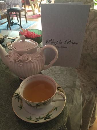 The Purple Door Tea Room