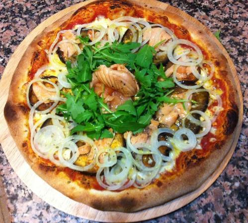 Prevessin Moens, Fransa: Street Pizza