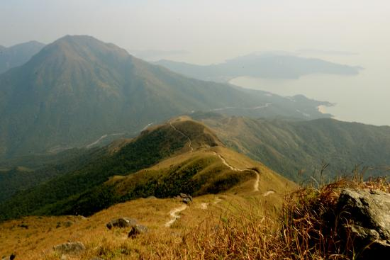 Hong Kong Island Mountain